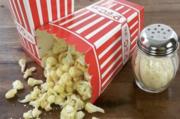 Block cheesy cauliflower popcorn