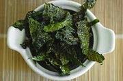 Block kale chips